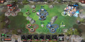 Command & Conquer Rivals: mobilní RTS na telefon 01