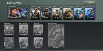 Command & Conquer Rivals: mobilní RTS na telefon 02