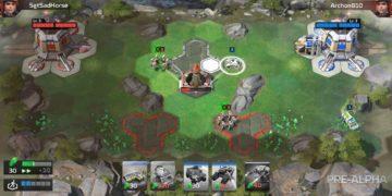 Command & Conquer Rivals: mobilní RTS na telefon 03