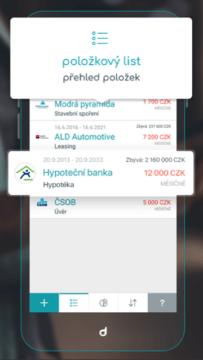 Debito android
