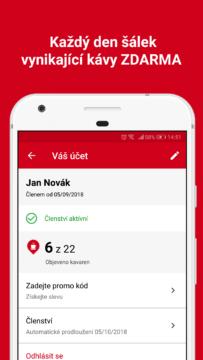 DejKafe.cz aplikace