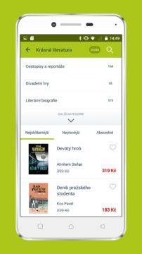Dobré knihy aplikace