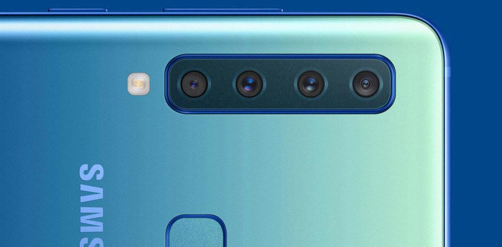Galaxy A9_4_fotoaparaty