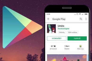 Google Play dovolí bez instalace vyzkoušet i placené hry