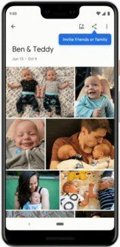 Google fotky Rodinná alba 03