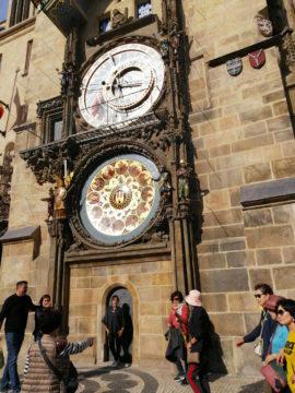 Honor 8X fotografie orloj