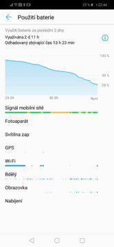 Huawei Nova 3 baterie telefonu