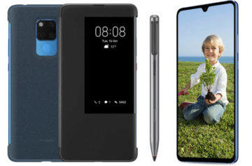 Huawei Mate 20 X přichází s obřím displejem a stylusem: Má se Galaxy Note 9 obávat?