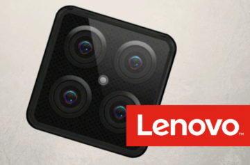 Lenovo S5 Pro nabídne hned čtyři zadní fotoaparáty