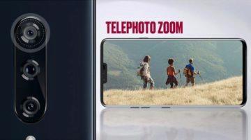 LG V40 zadní zoom