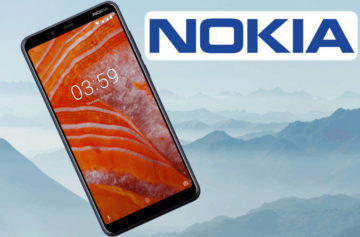 Levná Nokia 3.1 Plus: velký displej bez výřezu