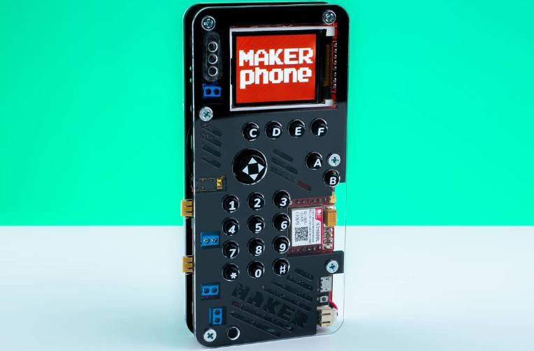 MakerPhone sestavte si vlastní telefon