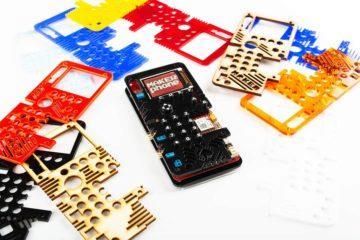 MakerPhone - barevné kryty