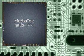 MediaTek Helio P70 si brousí zuby na telefony ze střední třídy