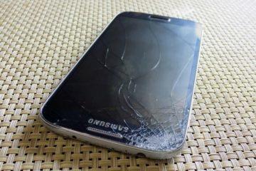 Rozbili jste někdy obrazovku svého telefonu?