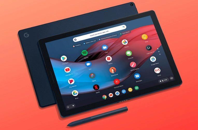 Nový Google Pixel Slate tablet