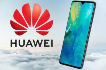 Nový Huawei Mate 20 zaujme minimálním výřezem, 3,5mm jackem i Androidem 9 Pie