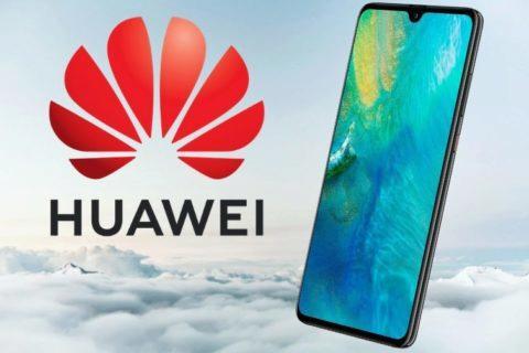Nový Huawei Mate 20 představení