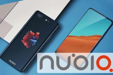 Nubia X se dvěma displeji představena: Minimální rámečky bez výřezu