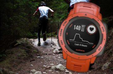 Garmin oznámil nový model chytrých hodinek nesoucí jméno Instinct. Výrobce  se chlubí vojenským standardem odolnosti. Garmin Instinct tak snesou i to  ... 2922ca4ee5