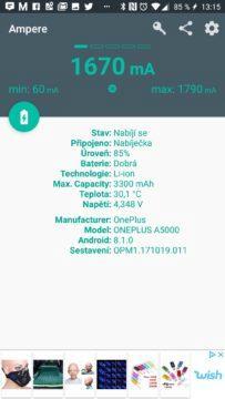 Originální nabíječka OnePlus