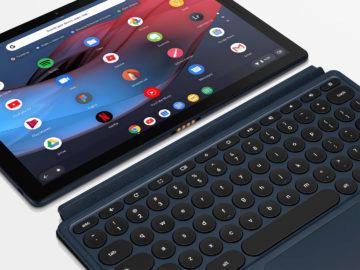 Pixel Slate s klávesnicí
