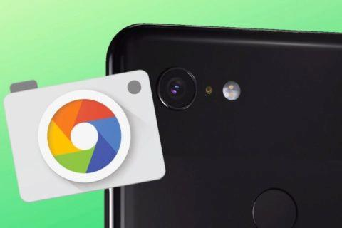 Populární Google Camera v nové verzi