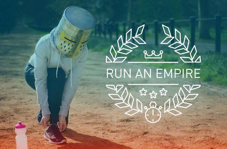 Run an Empire hra u které se naběháte