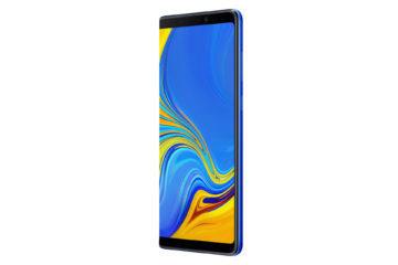 Samsung Galaxy A9 bocni strana