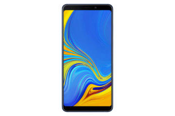 Samsung Galaxy A9 displej