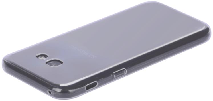 Silikonový transparentní obal na mobil