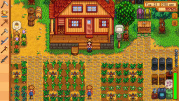 Stardew-Valley-screenshot-z-iPhone-verze
