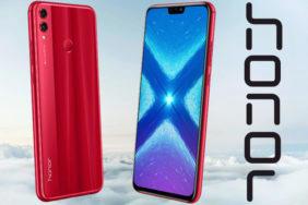 Telefon Honor 8X představen