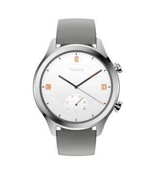 TicWatch C2 chytre hodinky displej