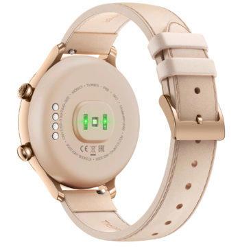 TicWatch C2 chytre hodinky senzor