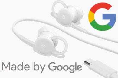 USB-C sluchatka Google Pixel