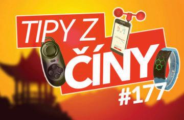 5 tipů na zajímavé zboží z čínských obchodů #177: Xiaomi ZMI powerbanka, stylová nabíječka a další