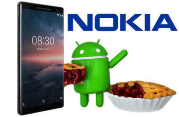 aktualizace android 9 pie nokia hmd global