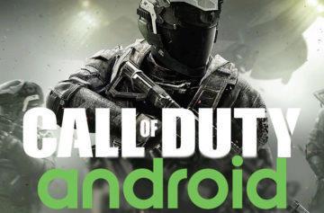 Call of Duty s perfektní grafikou přichází na telefony. Unikly první obrázky ze hry