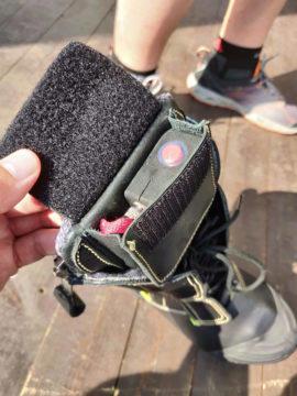 chytra obuv senzory