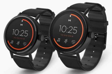 Chytré hodinky Misfit Vapor 2 mají NFC i GPS a zůstává i Wear OS d2f7bb46ec