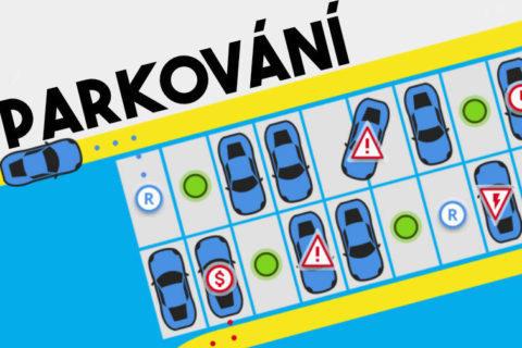chytre parkoviste parkovani