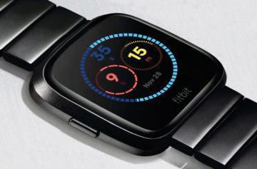 Fitbit Versa recenze: Stylové chytré hodinky s NFC za ideální cenu