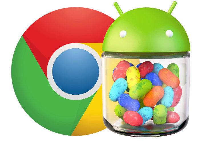 google chrome konci s podporou starsich telefonu jelly bean