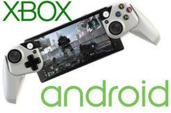 herni ovladac android xbox