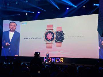 honor watch dream chytre hodinky
