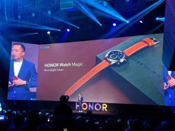 honor watch magic design