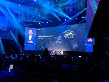 honor watch magic tiskova konference