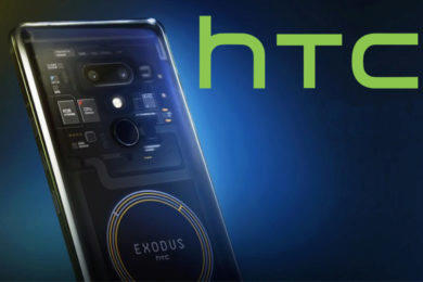 htc exodus blockchainovy telefon