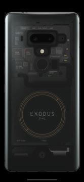 htc exodus telefon